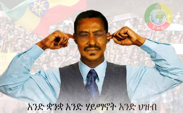 Tigreans are not Silent about Ethiopia, but chauvinists chose not to hear them