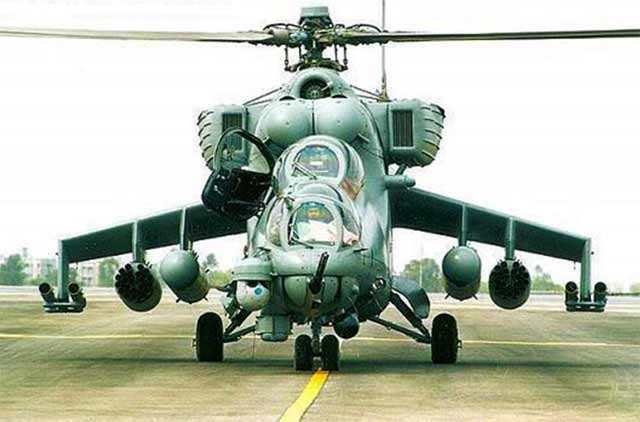 Ethiopia should demand for the MI35 helicopter or take military action
